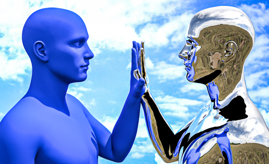 HUMAN TRANSFORMATION 5